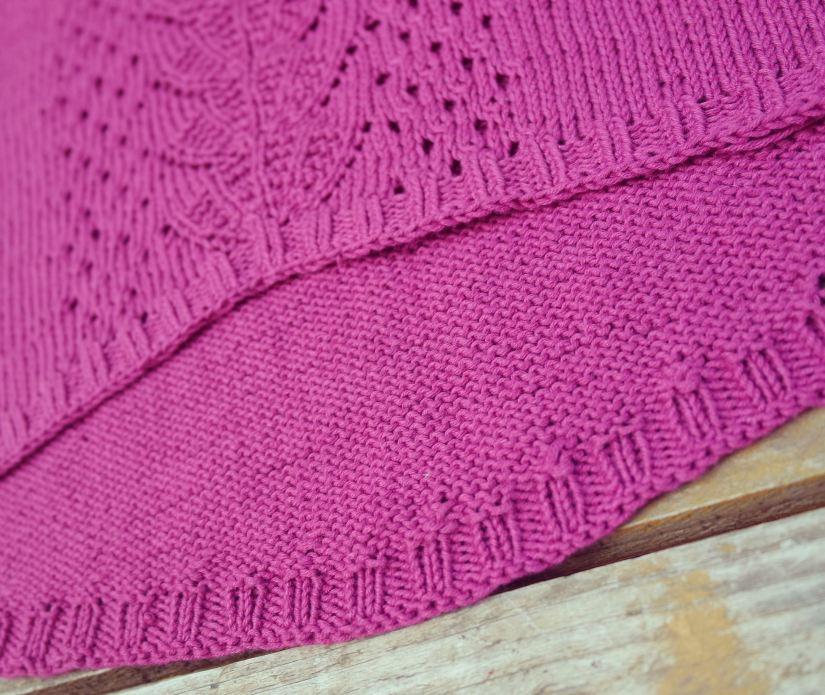 pull magellan modifié pour le printemps